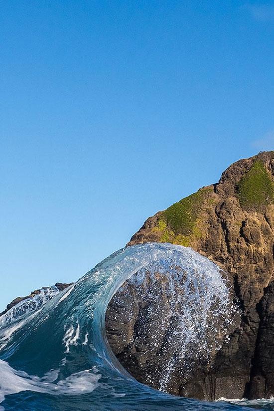 عکاسی از اقیانوس