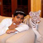 راشد بلهاسا پسر 15 ساله پولدار اهل دوبی!