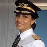 «آنی دیویا» جوانترین خلبان زن شرکت بویینگ در جهان!