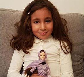 ساخت و طراحی جالب یک عروسک اسلامی در دبی!