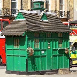 محل هایی دیدنی برای استراحت رانندگان تاکسی در لندن!