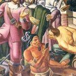 تلفن همراه هوشمند در دست مرد سرخپوست در 400 سال پیش!