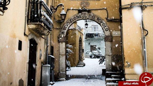 شهر کاندلا در ایتالیا