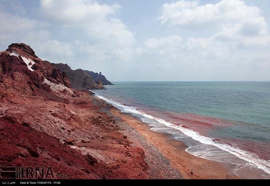 خاک خوردنی جزیره هرمز