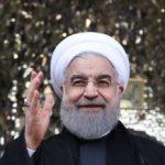 حضور دکتر حسن روحانی در حرم عبدالعظیم حسنی در روز عاشورا