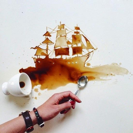 خلاقیت با مواد غیرمعمولی