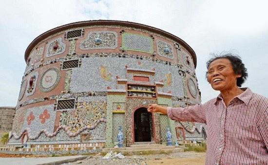 کاخ شخصی زن 86 ساله چینی