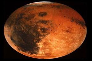 یافتن یک شی مرموز بر روی سیاره مریخ!