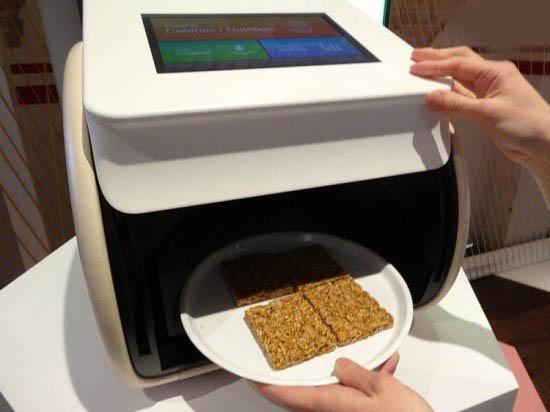 دستگاه محاسبه گر کالری