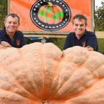 پرورش کدوتنبل به وزن یک هزار کیلو در انگلستان!