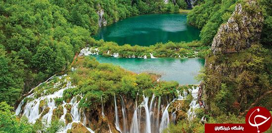 آبشارهای زیبا