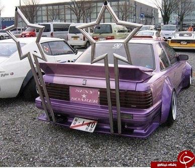خودروهای عجیب