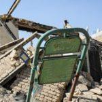 تصویری دردناک از تنها یادگار باقی مانده یک خانواده کرمانشاهی در زلزله!