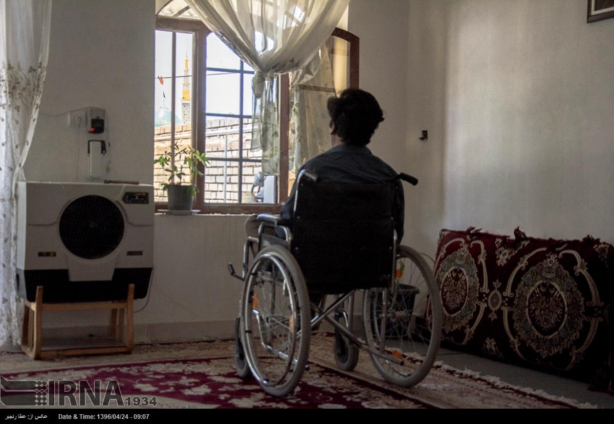 ماشین معلولین