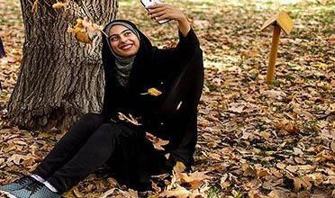 تصاویری دیدنی از فصل پاییز در شهر مشهد!