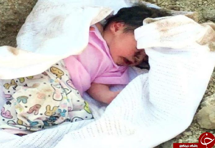 دفن نوزاد