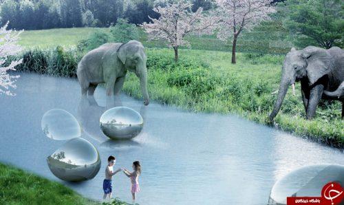 باغ وحش zootopia