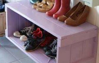 ایده هایی برای طراحی یک جاکفشی جادار برای خانه های کوچک!