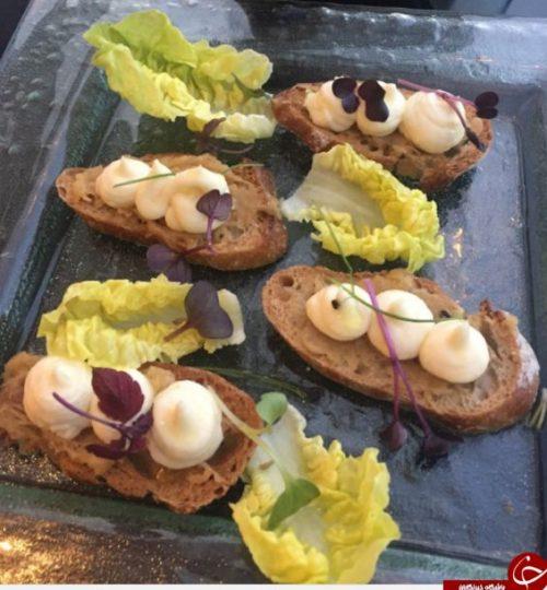 رستوران لاکچری در دبی