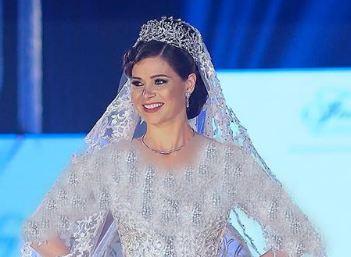مدل مصری که در رسانه های عربی جنجال به پا کرد!