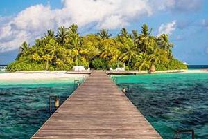 گران ترین ویلای اجارهای جهان در مالدیو!