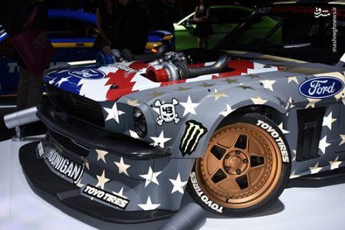 نمایشگاه خودروهای عجیب