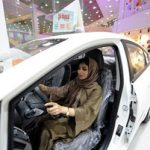 نخستین نمایشگاه اختصاصی خودرو برای زنان عربستانی!