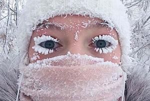 سردترین دهکده زمین با دمای متوسط منفی ۵۰ درجه!