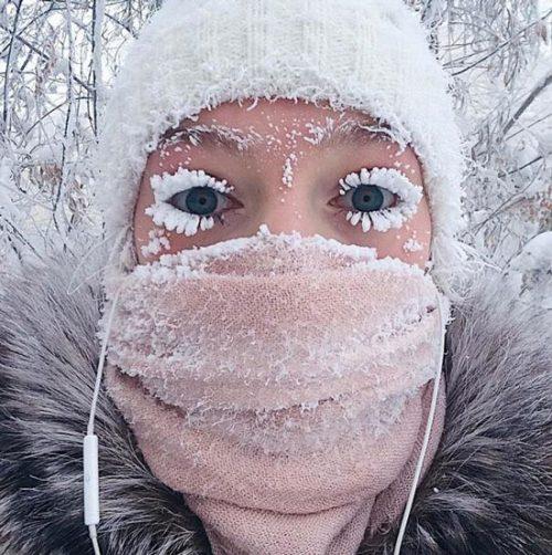 سردترین دهکده زمین