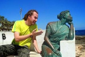 مجسمه هایی بامزه که سوژه عکاسی شده اند!