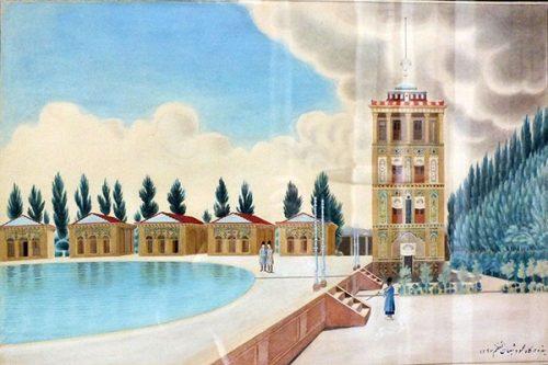 تهران در 200 سال پیش
