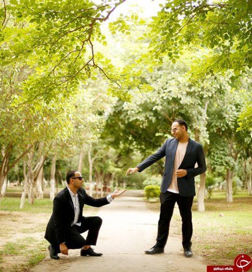 ازدواج پسر هندی