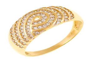 بزرگترین انگشتر طلای جهان در امارات!