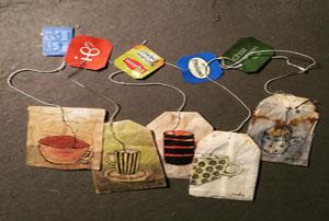 بسته بندی های جالب برای چای کیسه ای!