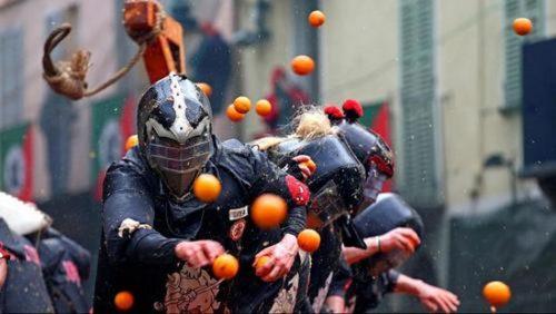 جنگ پرتقال