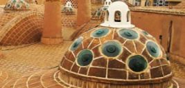 حمام سلطان امیراحمد نمونه ای از زیباترین حمام های ایرانی!
