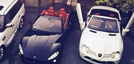 زشت ترین خودروی دنیا در شهر تهران!