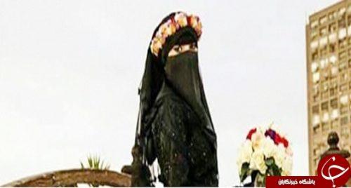 سنت شکنی عروس مصری