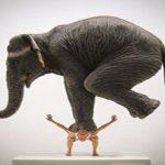 مجسمه هایی جالب که شما را شگفت زده خواهند کرد!(۲)