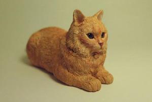 گربه های مینیاتوری که با دقت زیادی ساخته شده اند!