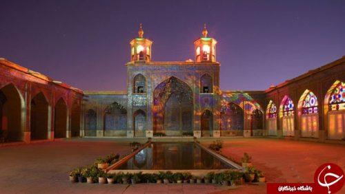 مسجد نصیرالمک شیراز