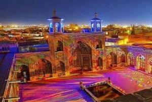 مسجد نصیرالمک که بر زیبایی های شهر شیراز افزوده است!