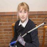 دختری که برای کمک به محیط زیست لقب «دختر آشغالی» را گرفته است!
