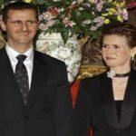 دیدار اسما اسد همسر بشار اسد با زنان ارتشی!