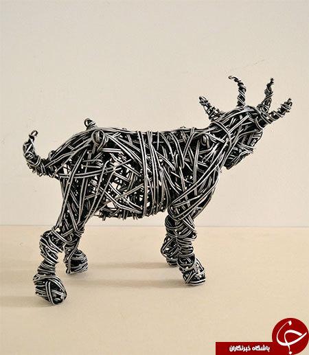 ریچارد استنتورپپ مجسمه ساز