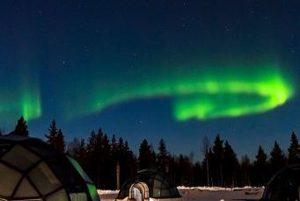 بهترین مکان ها برای مشاهده شفق های قطبی!