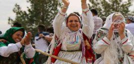 عروسی سنتی در روستای لنگر در استان خراسان شمالی!