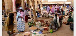 بازاری وحشتناک در آفریقا که مخصوص افراد خرافاتی است!