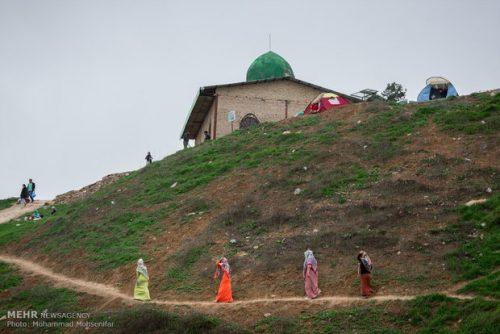 زیارتگاه خالدنبی