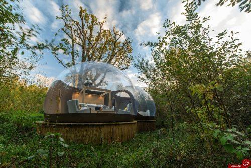 هتل های حبابی